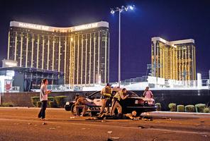 賭城槍案450受害者起訴酒店