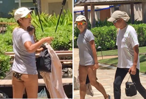 寶蓮寺長老釋健釗與女弟子釋心慧,被揭關係「曖昧」。近期多個傳媒揭露兩人結伴同遊夏威夷,被私家偵探拍下多個不符合出家人的行為。