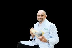 承傳百年技藝 讓足殘病人重新行走 專訪德國矯形鞋製鞋大師Karsten Rieche