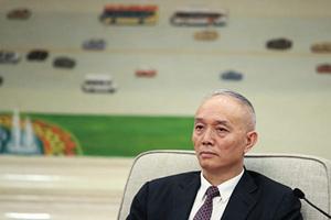 蔡奇獻「英明領袖」高帽傳遭王滬寧否定