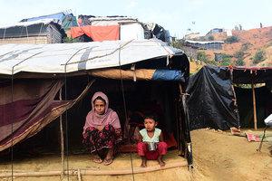 蒂勒森責緬甸種族清洗 美國暫停官員前往