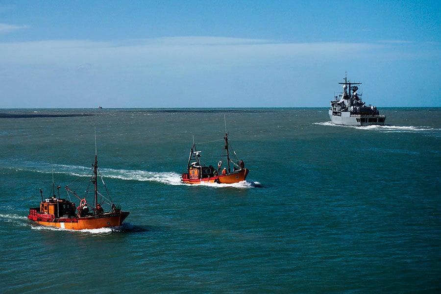 阿根廷失蹤潛艇疑似爆炸 船員生還希望渺茫