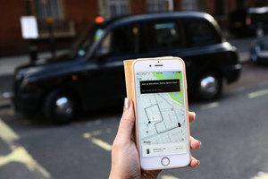 Uber掩蓋資料外洩事件 被多國監管機構調查