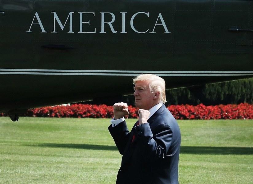 埃及自殺襲擊 特朗普重申邊境牆和旅行禁令