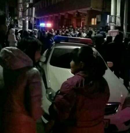 大興火災後 北京市地毯式清查惹民憤