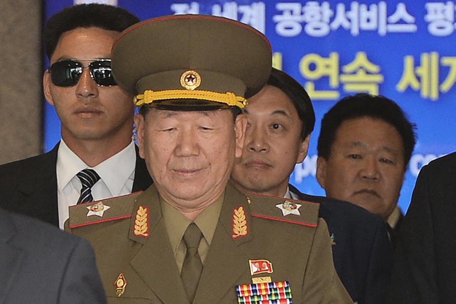 北韓軍方20年來大清洗 一二號人物齊落馬