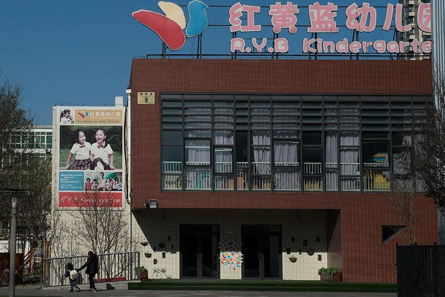 紅黃藍虐童案女教師被起訴 網民:一替罪羊
