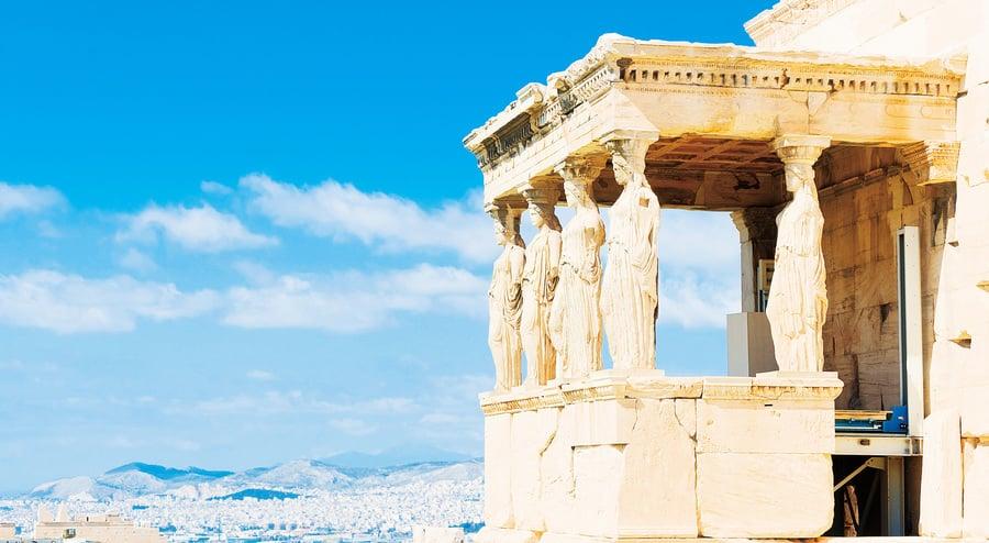 追逐完美的希臘雕塑(1)