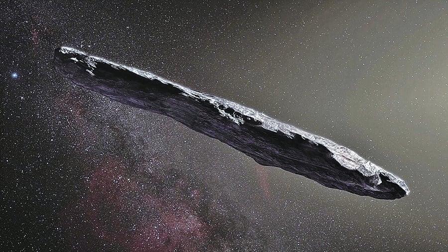 「遠方信使」飛掠地球 形狀前所未見
