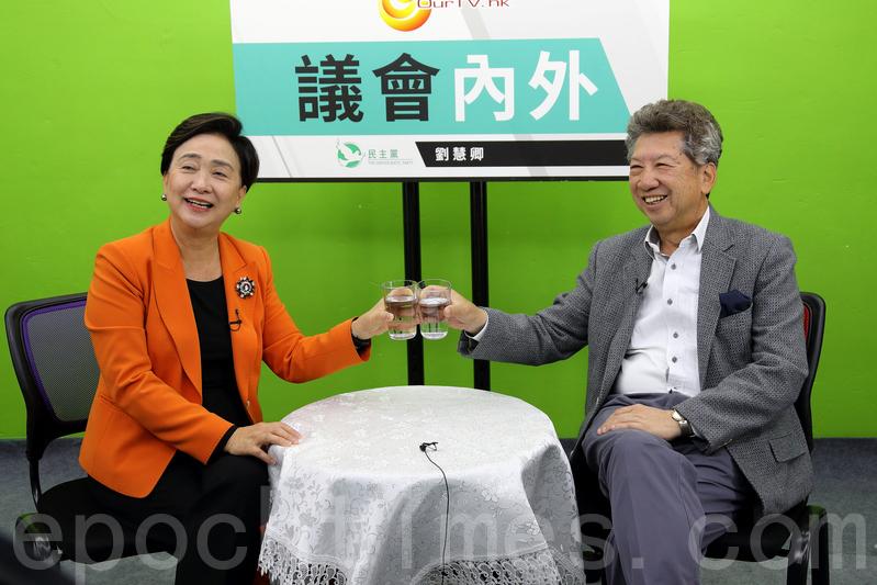 湯家驊指中共已直接管理香港