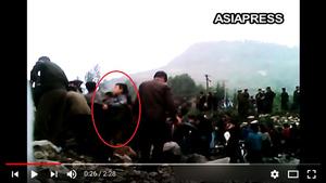 外流片段:北韓人民被迫集體勞動 包括小孩