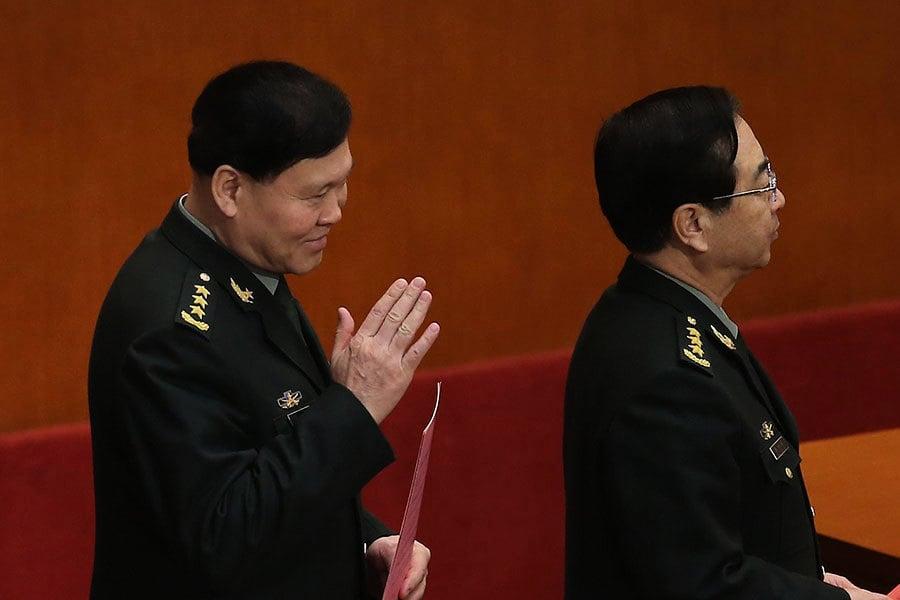 【新聞看點】最新消息稱張陽捲入軍事政變
