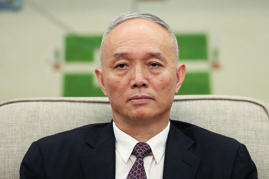 惠虎宇:新人若是舊思維 習家軍將前路茫茫