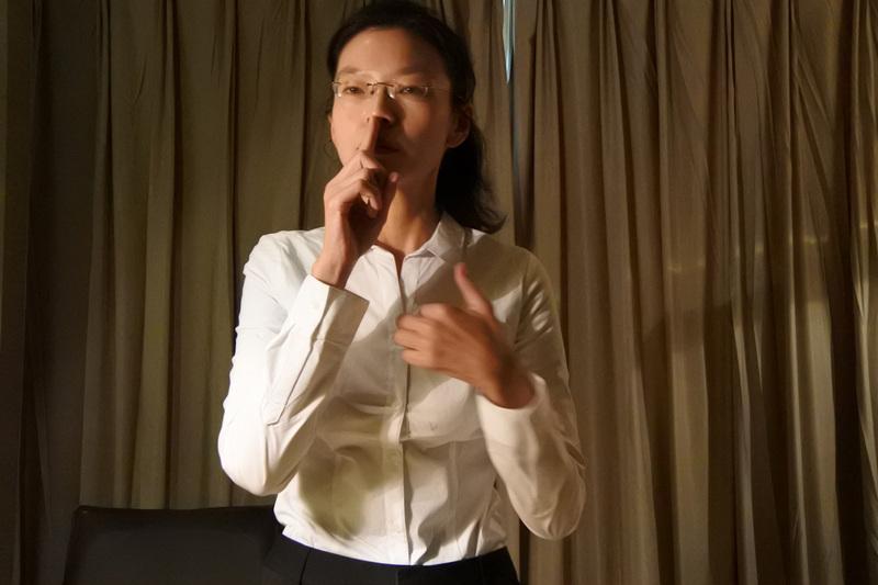 李明哲夫妻會面 李凈瑜:他身上被裝監聽器