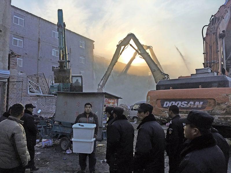北京窮人富人中國夢碎 民眾:我恨共產黨