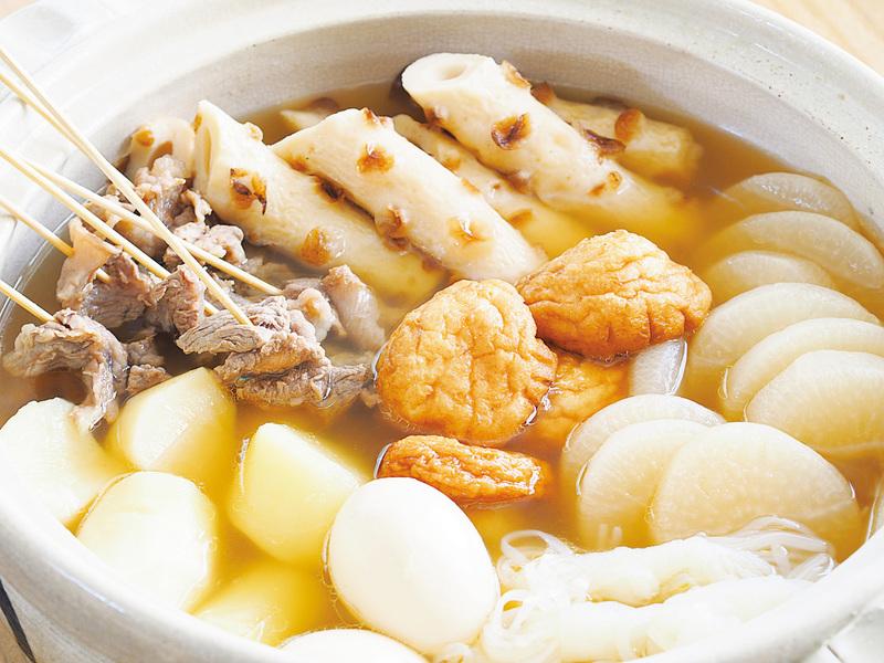 醫食同源在日本 日本人冬季養生兩要訣 效法自然和身土不二