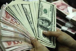 人民幣仍難撼美元霸主地位