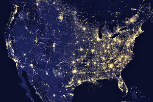 LED燈加劇人類光害問題
