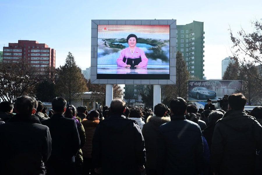 習特通話:今天出大招制裁北韓