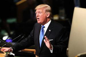 「我們將對付它」 北韓射彈特朗普面臨抉擇