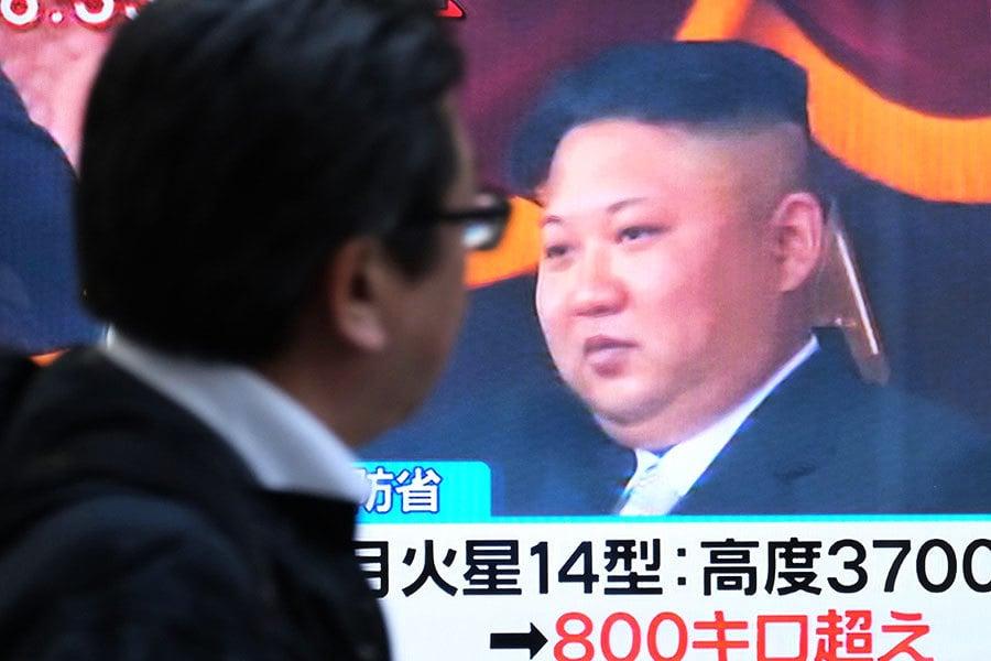 精準預言911 失明靈媒預測特朗普將打北韓?