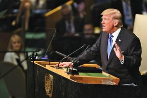 特朗普應對北韓導彈危機升級