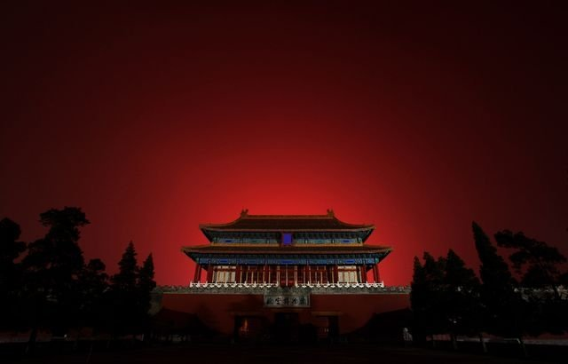 中共以黑社會組織起家,在中華民國歷史上一直就是一股赤匪流氓和綁匪,用現在的概念來界定,就是一群組織嚴密的紅色恐怖份子。(Getty Images)
