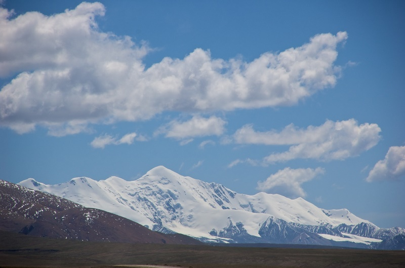 地處黃河源頭的「阿尼瑪卿」山(Mario Biondi/維基百科)