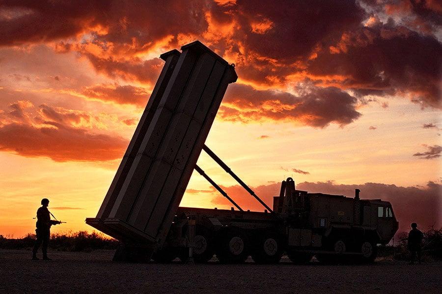 「韓國防核靠薩德 咱靠吉林日報和板藍根」
