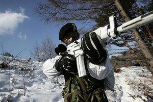 韓「斬首特種部隊」正式建成 瞄準金正恩