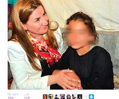 對IS成員下安眠藥  12歲女孩逃出魔掌