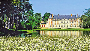 巴黎周邊美麗的城堡──庫森城堡(一)