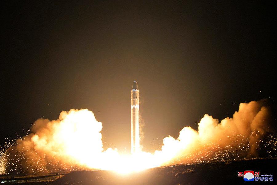 美軍上將:北韓射彈前預警時間僅需12分鐘