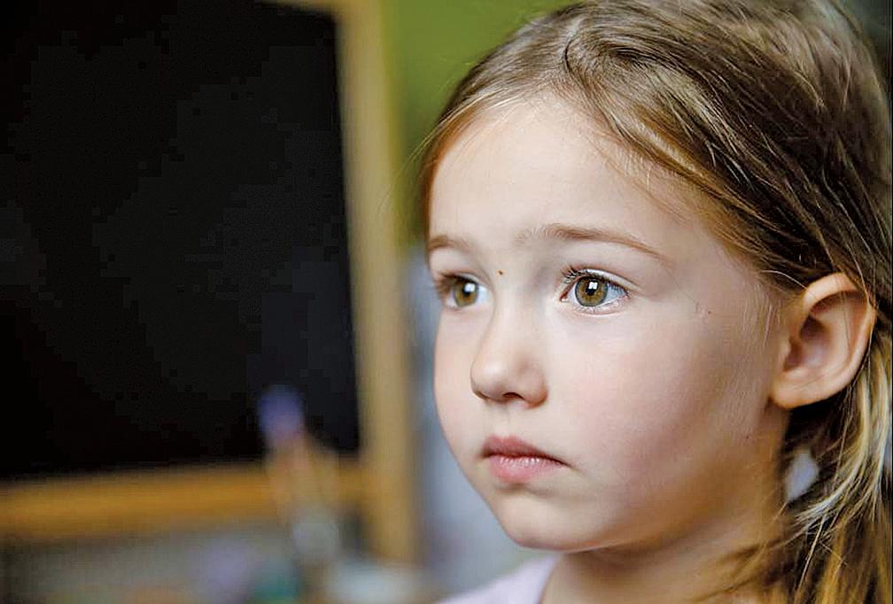 猩紅熱的易感人群為兒童。(圖片來源:CDC)