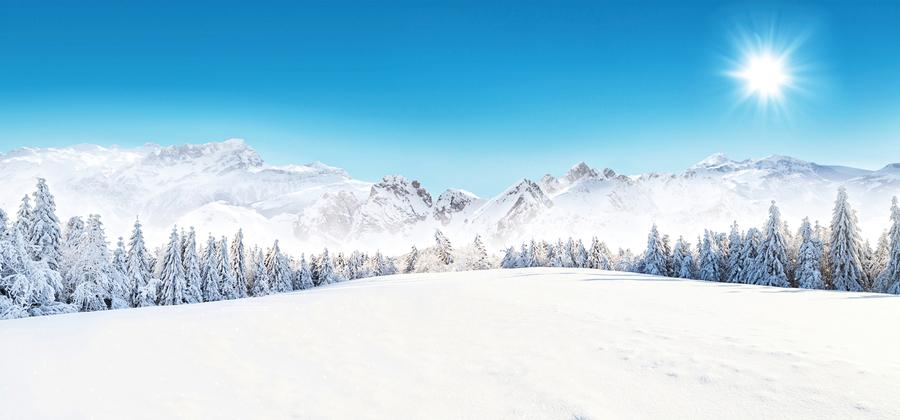 玉琢百千態 大雪節氣到
