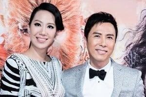 甄子丹為太太別樣慶生 請好萊塢大咖出鏡