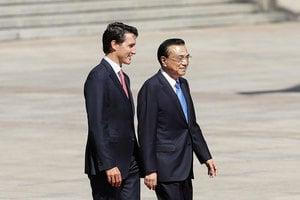 加總理杜魯多訪華 連遇三件不愉快的事