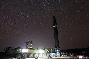 北韓頻試射 台防長:中共才是台灣直接威脅