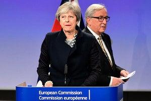 英脫歐關鍵談判 傳北愛邊境問題無進展