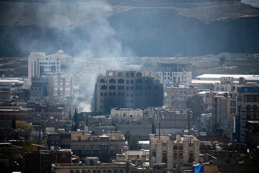 前總統被殺害 也門爆發激戰至少363死傷