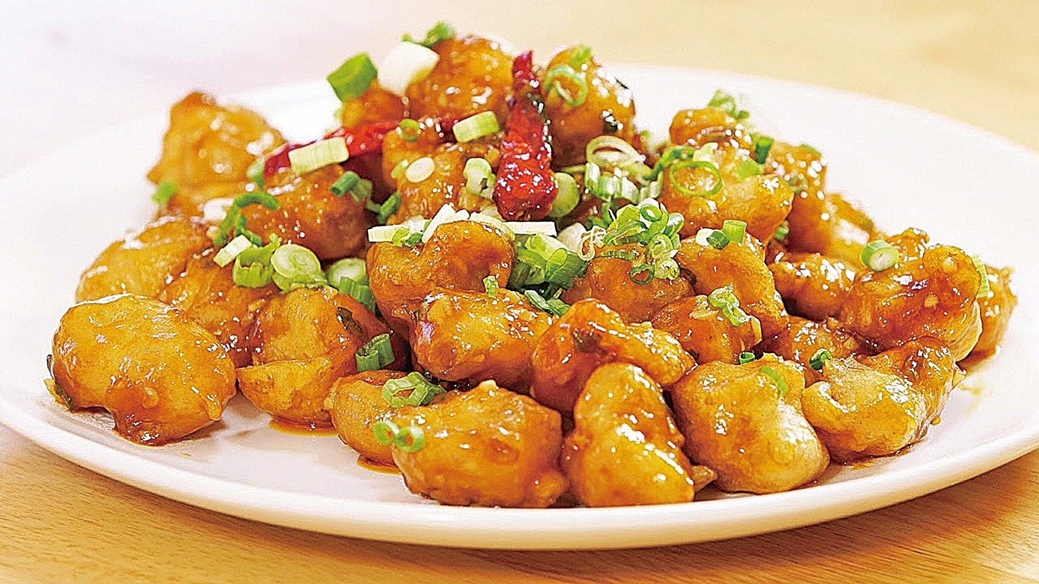 在美國風行的「左宗棠雞」,在中國根本沒有這道菜。