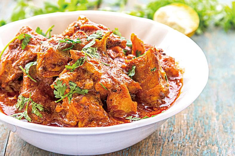 英國美食評論家認為,印度咖哩雞塊並不起源於印度。