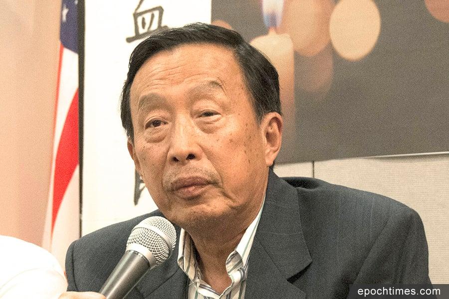 旅居美國的紅二代羅宇表示,習近平如果要走回毛澤東那個時代就完了,如果要把中國這條大船引入世界民主大潮,才有出路。(大紀元資料室)