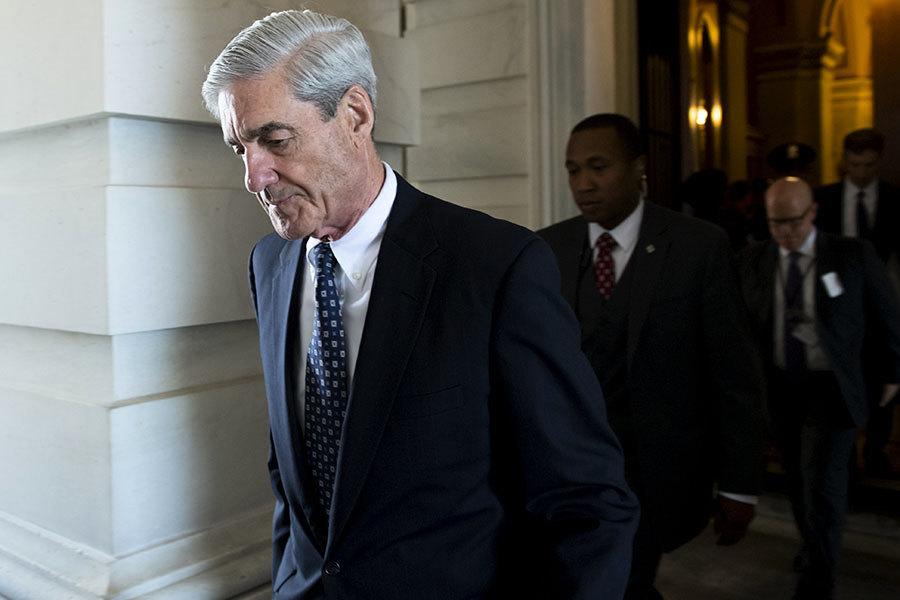 通俄門調查有政治動機?FBI特工被撤原因曝光