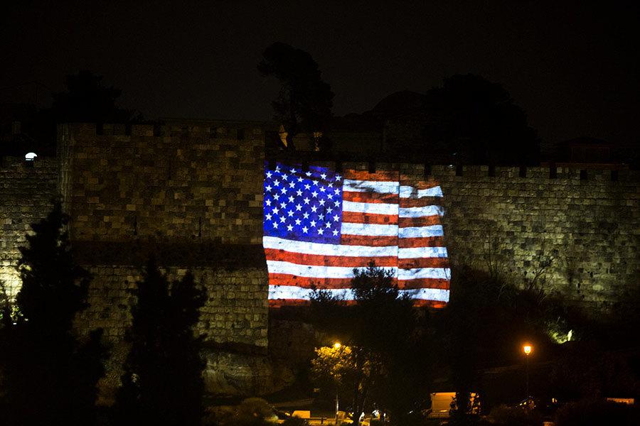 特朗普承認耶路撒冷地位 中共為何著急