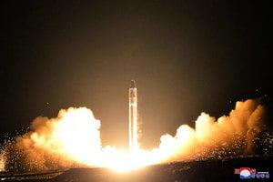 日媒:金正恩下令準備更大導彈 或在九月發射