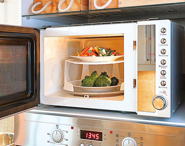 常吃微波爐加熱的食物會致癌嗎?