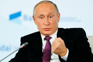 普京宣佈明年競逐總統連任