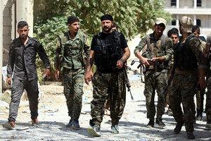 美領導聯軍收復97%被IS佔領伊敘土地