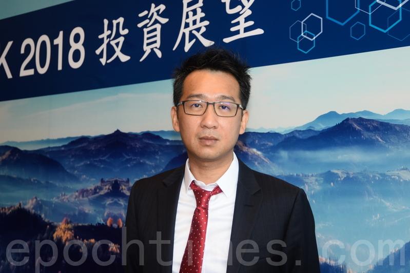 交銀國際研究部主管及首席策略師洪灝表示,港股明年繼續有機會,料可突破32000點,高於2007年高位,但未有具體點數目標。(宋碧龍/大紀元)